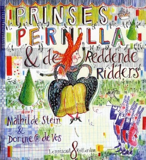 Bekijk details van Prinses Pernilla & de reddende ridders