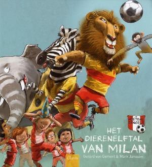 Bekijk details van Het dierenelftal van Milan