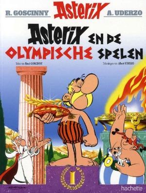 Bekijk details van Asterix en de Olympische Spelen