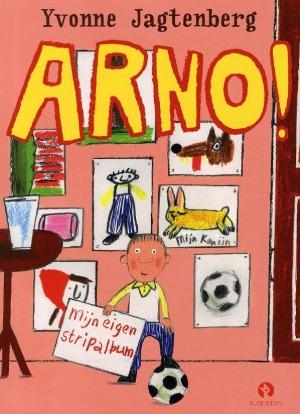 Bekijk details van Arno!; mijn eigen stripalbum