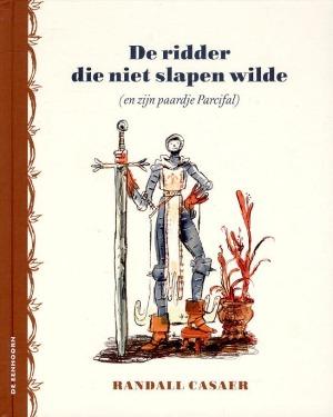 Bekijk details van De ridder die niet slapen wilde (en zijn paardje Parcifal)