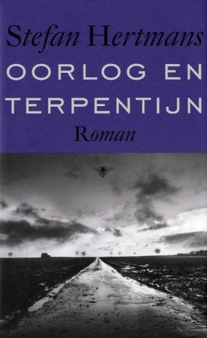 Bekijk details van Oorlog en terpentijn; roman