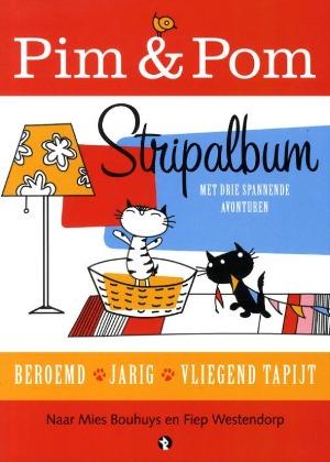 Bekijk details van Pim & Pom; stripalbum