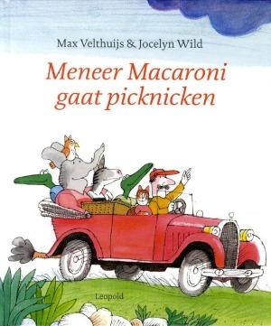 Bekijk details van Meneer Macaroni gaat picknicken