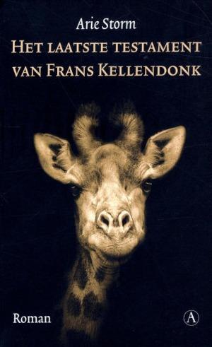 Bekijk details van Het laatste testament van Frans Kellendonk