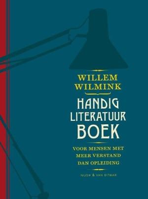 Bekijk details van Handig literatuurboek; voor mensen met meer verstand dan opleiding