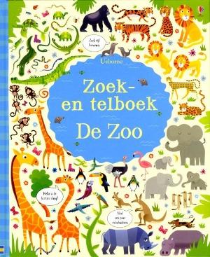 Bekijk details van Zoek- en telboek; de zoo