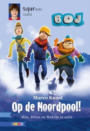 Bekijk details van Op de Noordpool!; Max, Milan en Makoto in actie
