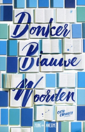 Bekijk details van Donkerblauwe woorden