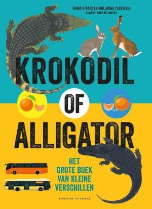 Bekijk details van Krokodil of alligator; het grote boek van kleine verschillen