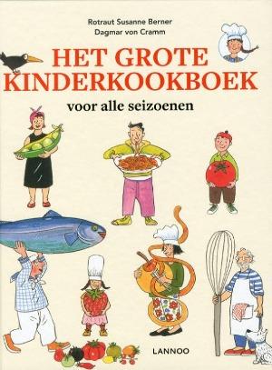 Bekijk details van Het grote kinderkookboek voor alle seizoenen