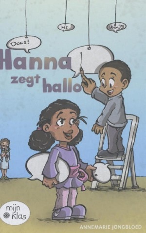 Bekijk details van Hanna zegt hallo
