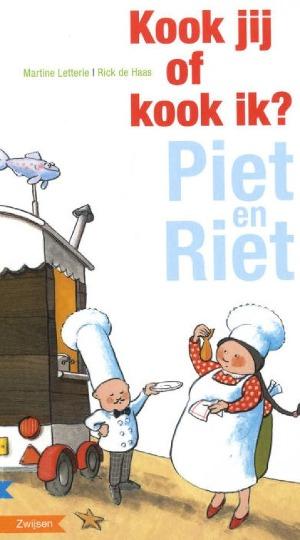 Bekijk details van Kook jij of kook ik?; Piet en Riet