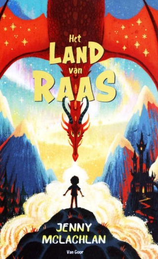 Het land van Raas – Jenny McLachlan