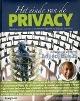 Bekijk details van Het einde van de privacy